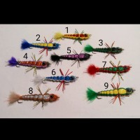 Perch Lure Rainbow